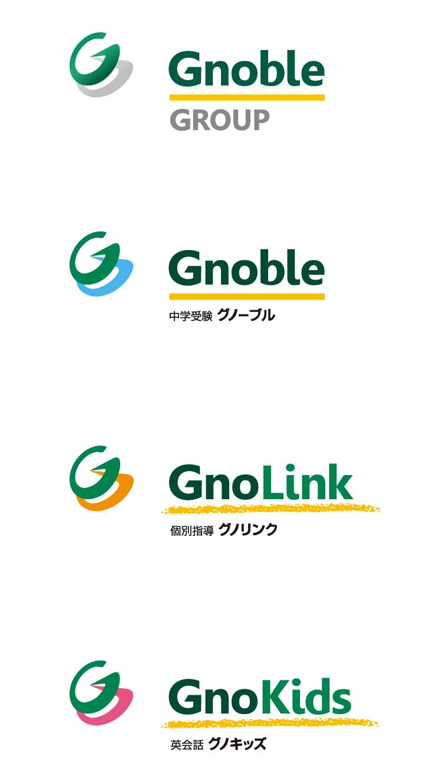 グノーブル様グループロゴマーク